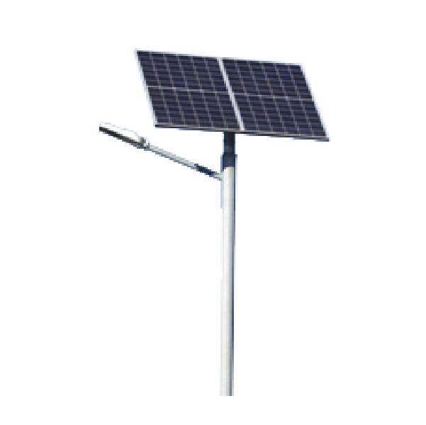 Luminarias públicas Solares