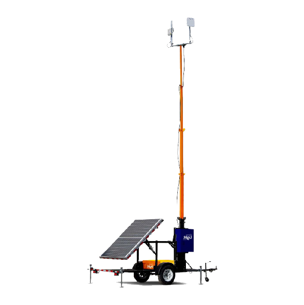 Torres de Comunicaciones Solar