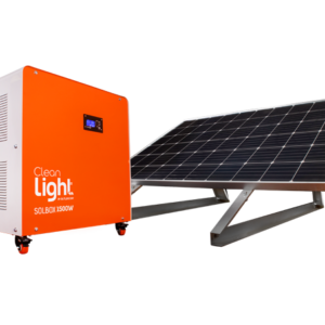 Generador Solar SolBox 1500W