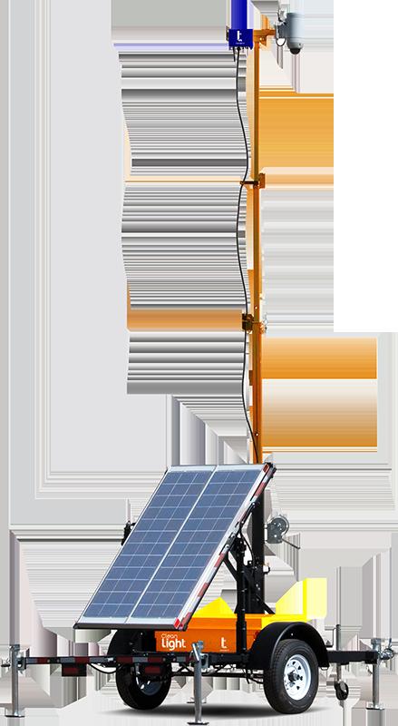 Torre de Vigilancia Solar